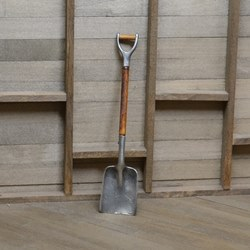 Short Handle Square Shovel