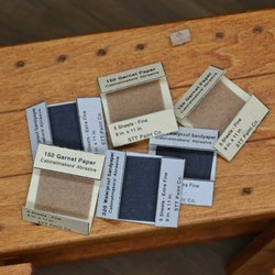 Sand Paper - Set of 6