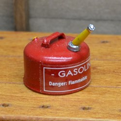 Gas Can - Red