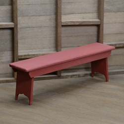 Bench Red