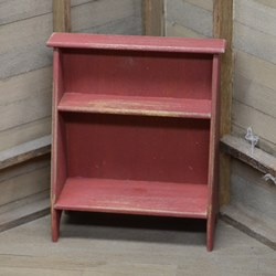 Bucket Bench Red