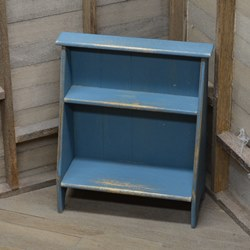 Bucket Bench Blue